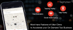 uber clone, on-demand taxi booking app