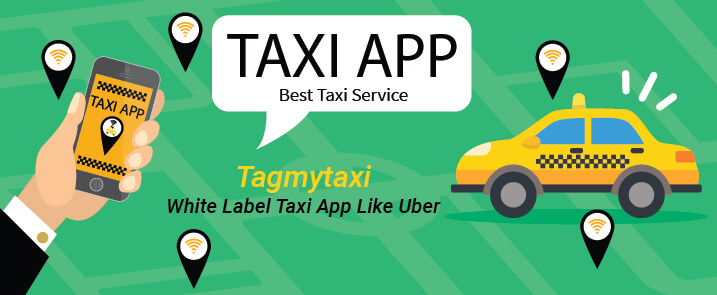 Open Source Taxi App | Tagmytaxi
