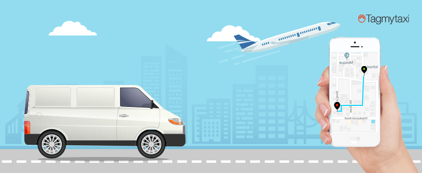 airport shuttle software