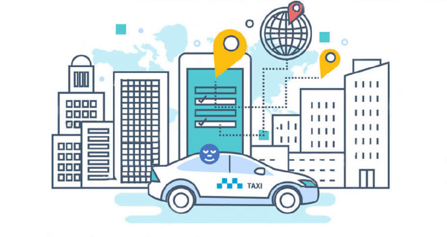 Get Going with an Uber-like Taxi-booking App