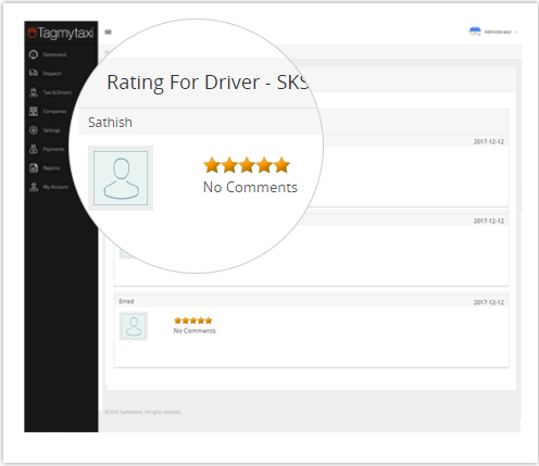 activity review - on-demand taxi app like uber
